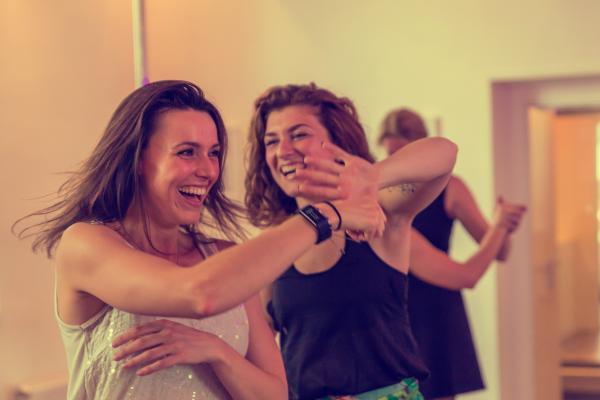 Salsa Workshop in Leiden